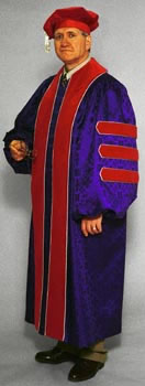 custom made academic regalia