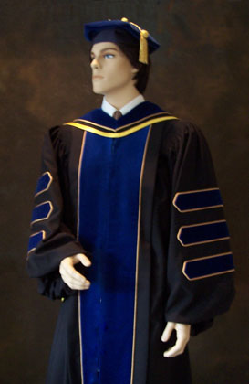 phd gowns