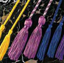 honor chords and tassels